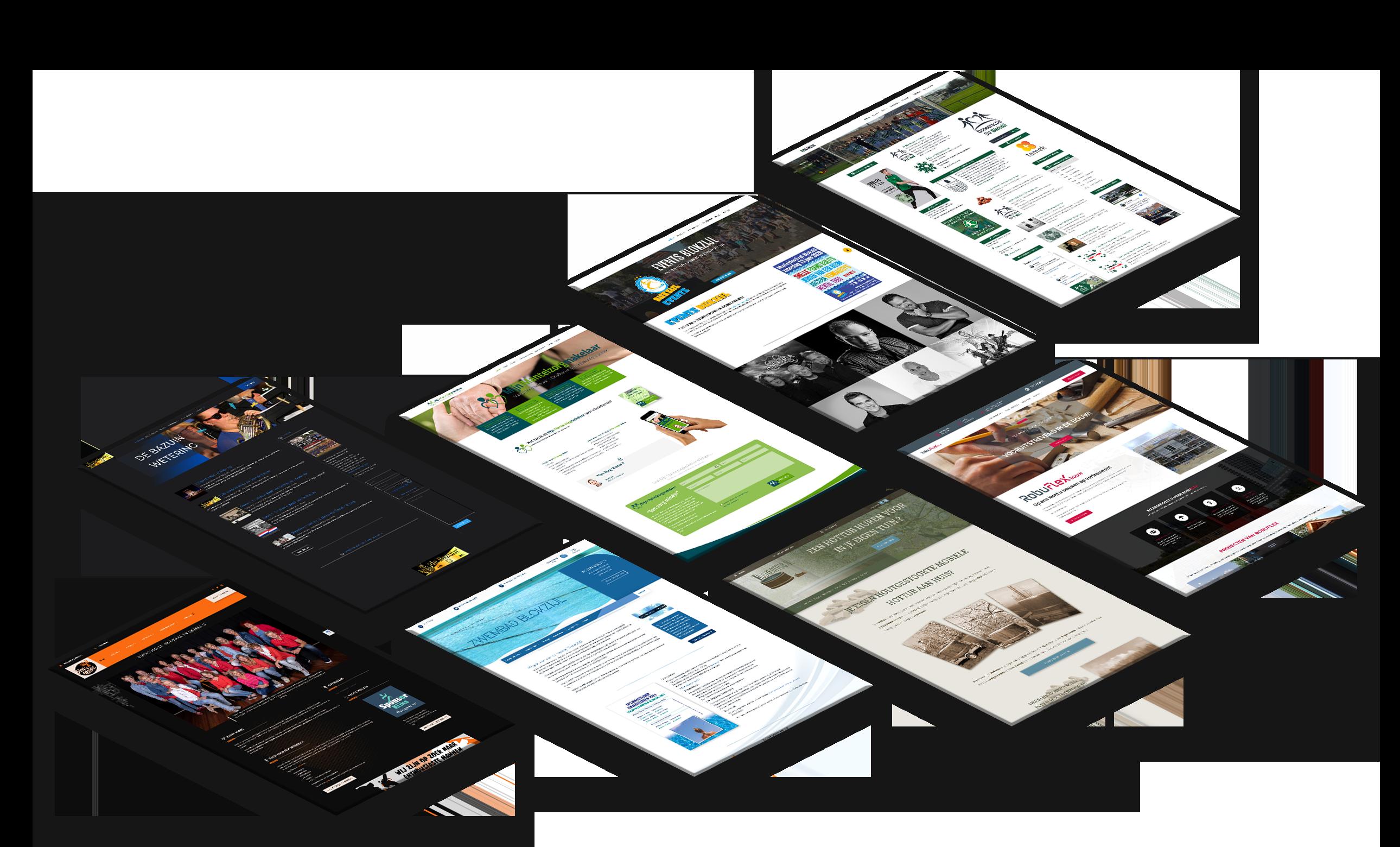 Portfolio, Berali Webdesign