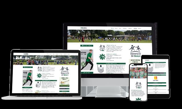 Nieuwe Website SV Blokzijl